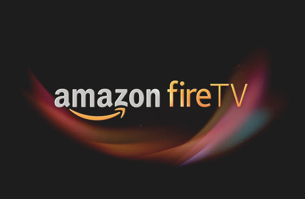 Amazon Fire TV Startup Logo